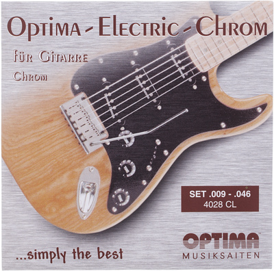 Optima 4028CL Chrome Custom Light
