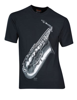 Rock You T-Shirt Altosax Gr.L