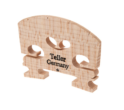Teller Violin Bridge 3/4 Cut To Size