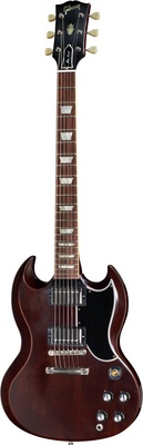 Gibson Sg Standard Dark Cherry Vos