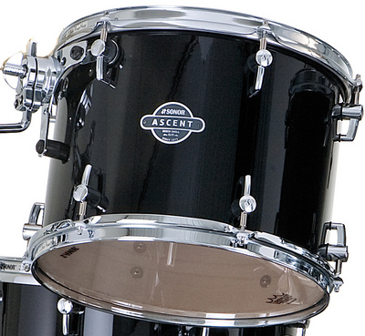 "Sonor 14""x11"" TT Ascent Piano Black"
