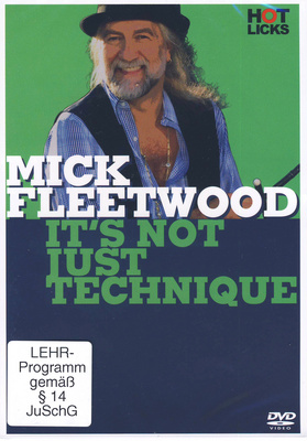 Hot Licks Mick Fleetwood| It's Not Just