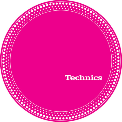 Technics Slipmat Strobe 1