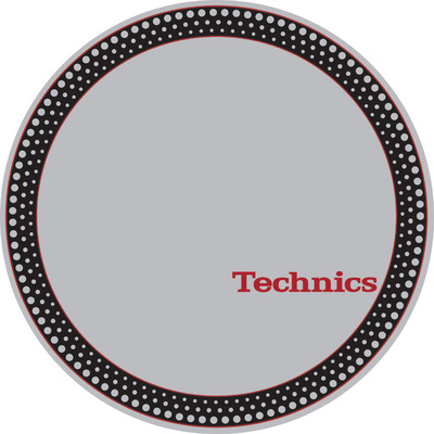 Technics Slipmat Strobe 4