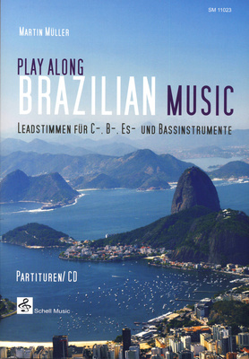 Schell Music Play Along Brazilian Music