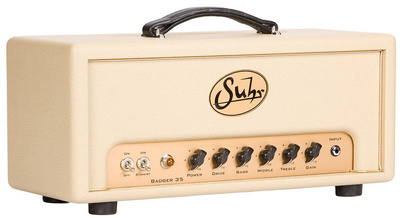 Suhr Badger 35 Head Cream