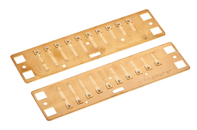 Lee Oskar Natural Minor Reedplates Db