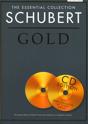 Chester Music Schubert Gold (CD Edition)